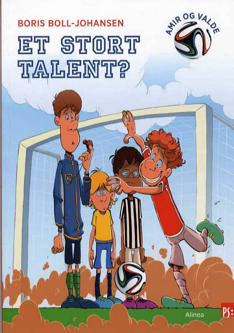 Et stort talent? af Boris Boll-Johansen