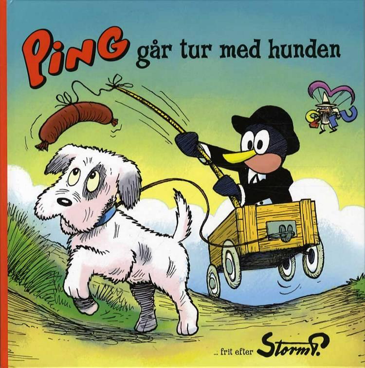 Pings ABC af Harald H. Lund, Robert Storm Petersen, Rasmus Bregnhøi og Rasmus Bregenhøi