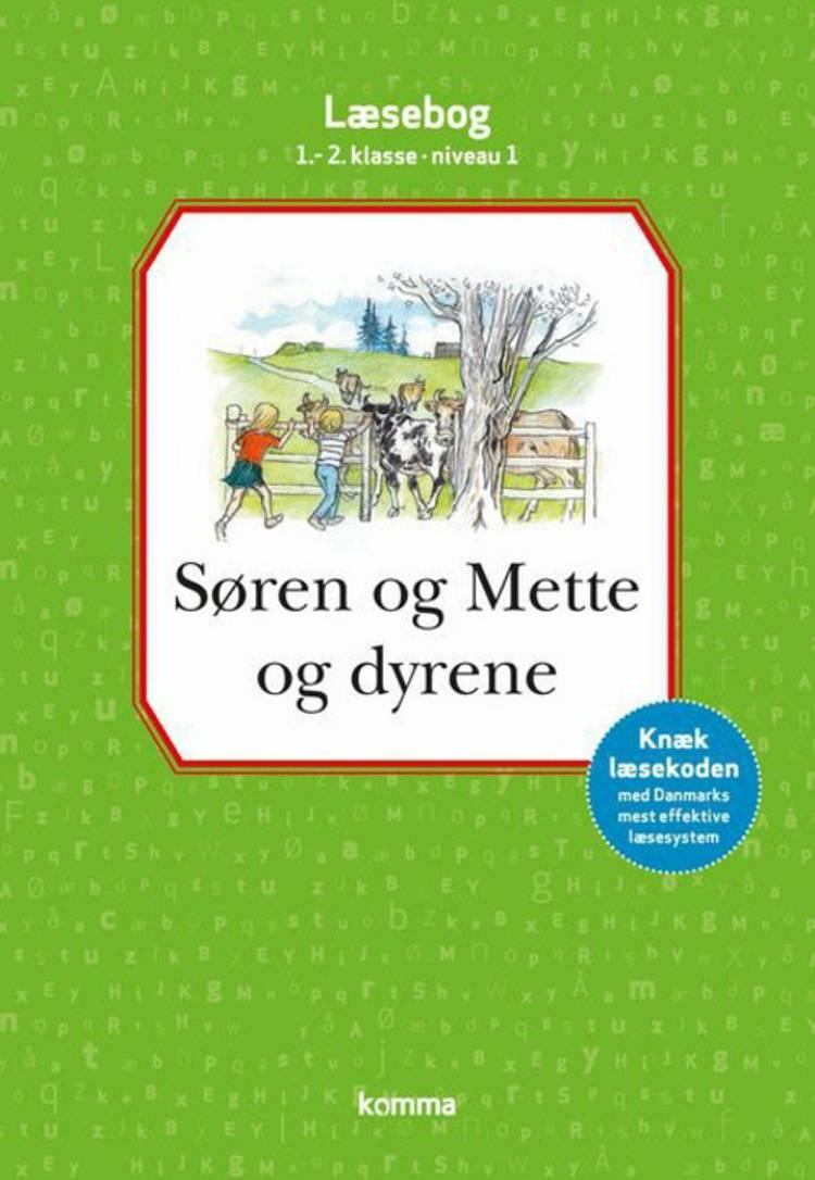 Søren og Mette og dyrene af Knud Hermansen og Ejvind Jensen
