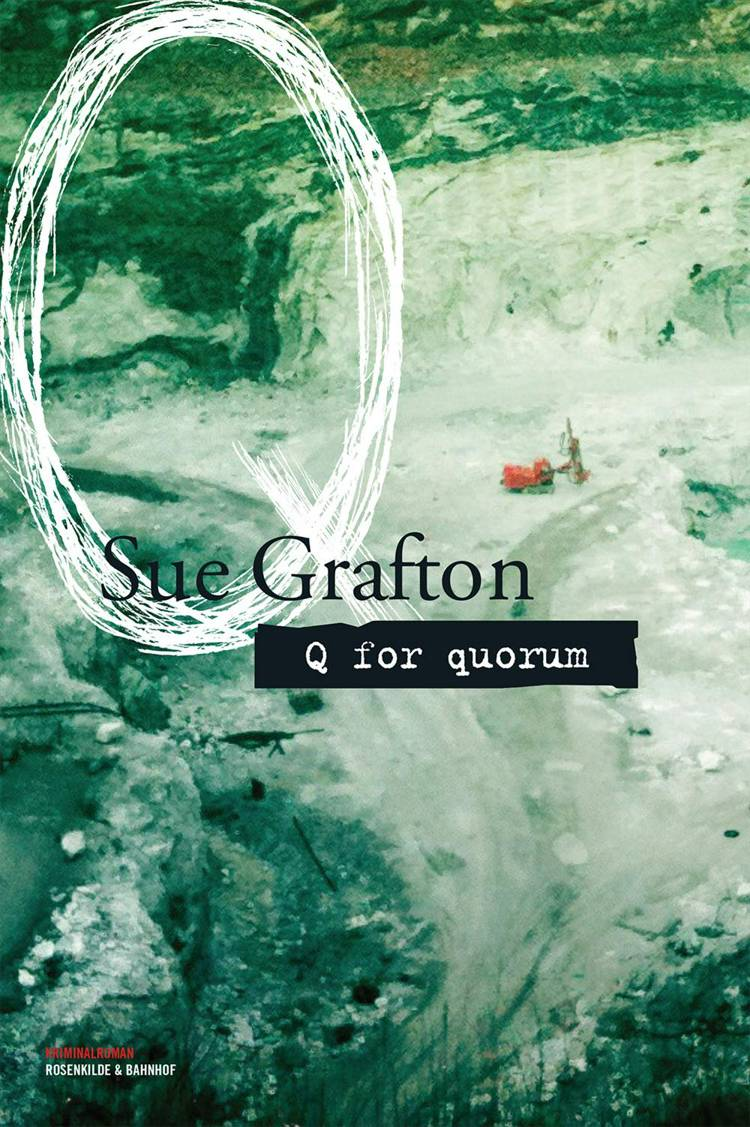 Q for Quorum af Sue Grafton