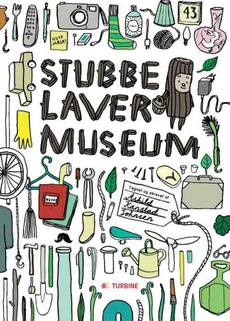 Stubbe laver museum af Åshild Kanstad Johnsen
