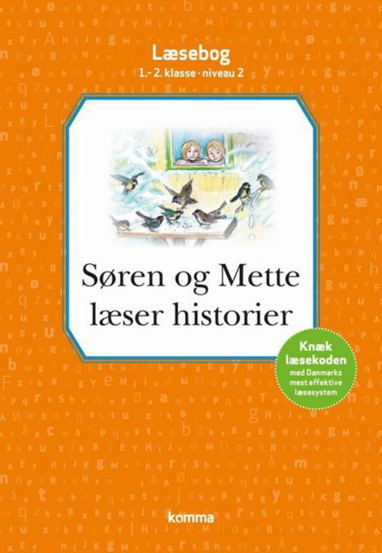 Søren og Mette læser historier af Knud Hermansen og Ejvind Jensen