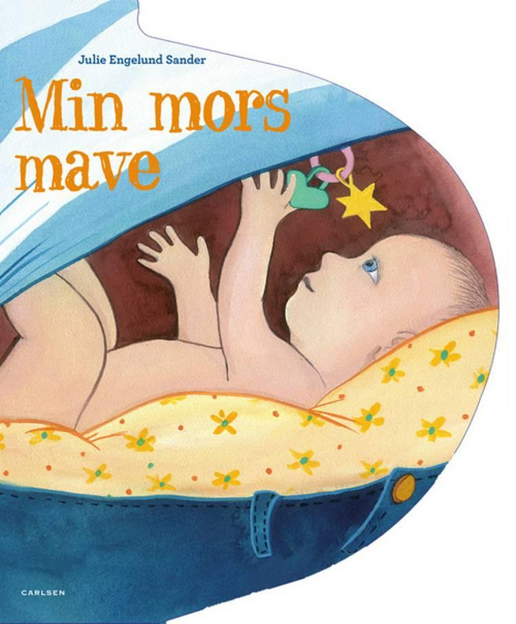 Min mors mave af Julie Sander