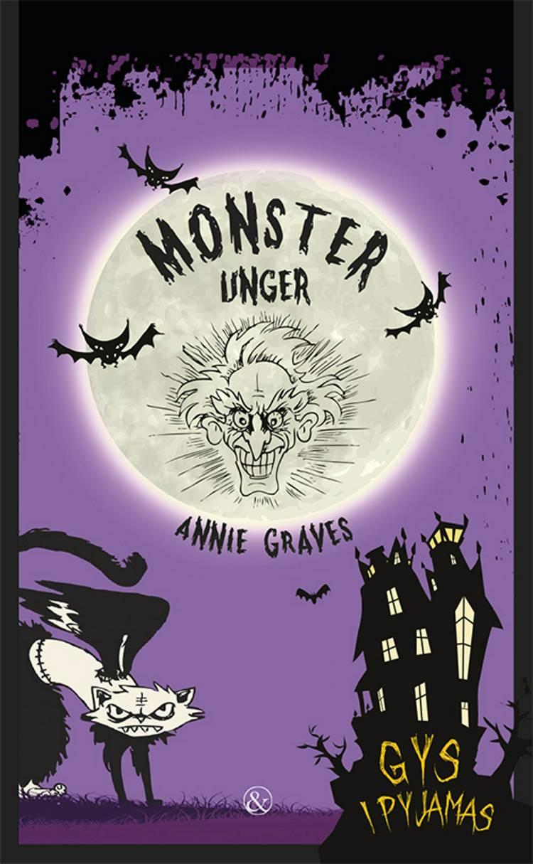 Monsterunger af Annie Graves