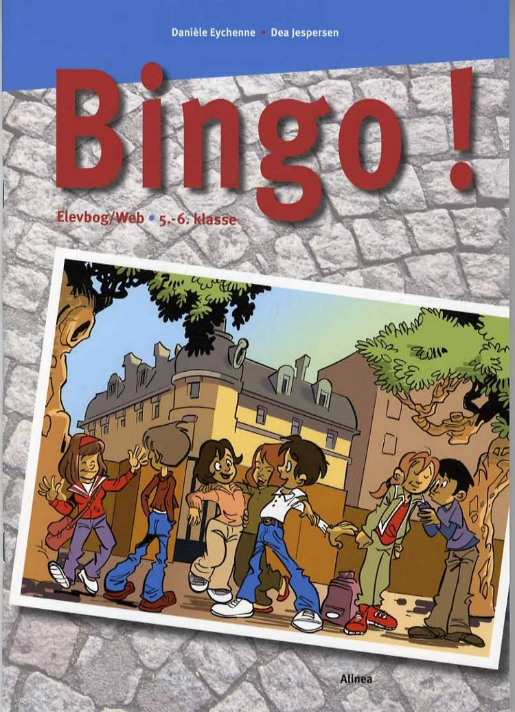 Bingo! af Dea Jespersen, Daniéle Eychenne og Marie Lemarchal
