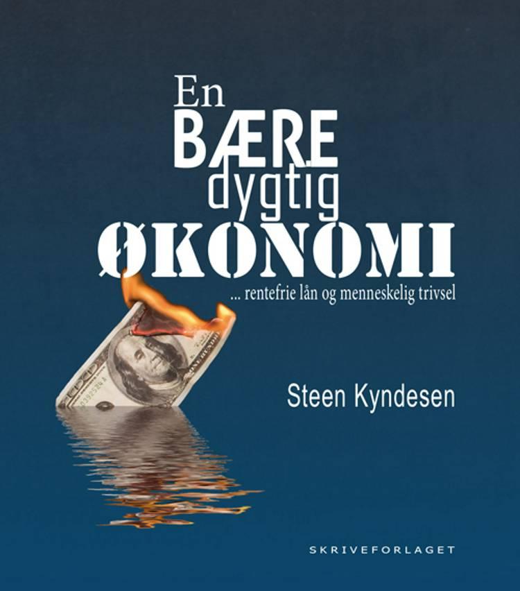 En bæredygtig økonomi af Steen Kyndesen