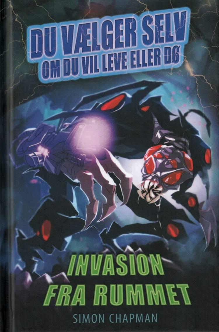 Invasion fra rummet af Simon Chapman