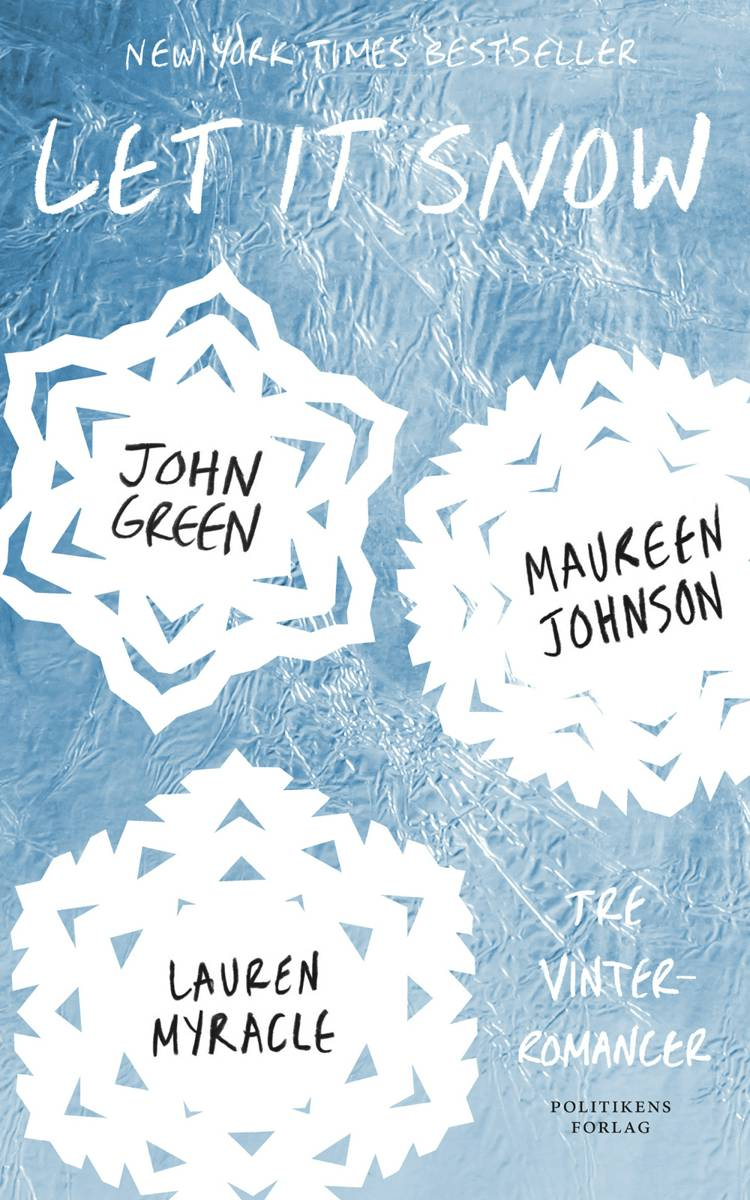 Let it snow af John Green, Maureen Johnson og Lauren Myracle