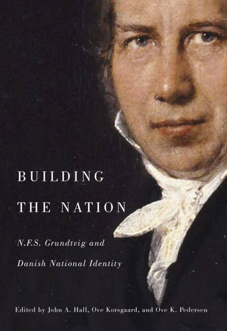 Building the nation af Ove Korsgaard, Ove K. Pedersen og John A. Hall
