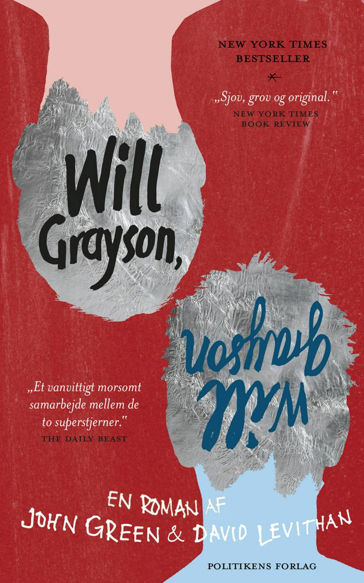 Will Grayson, Will Grayson af John Green og David Levithan