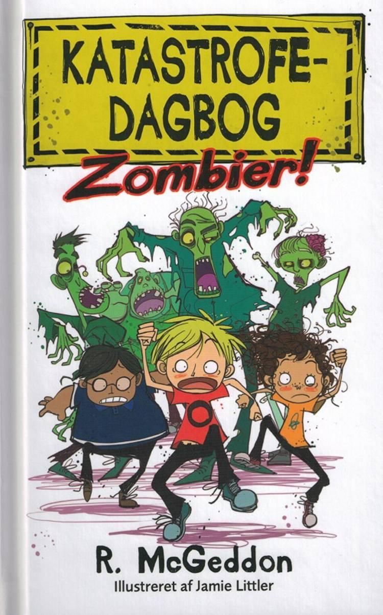 Zombier! af R. McGeddon