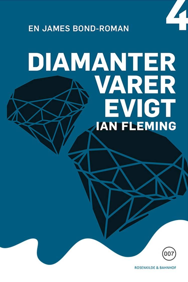 Diamanter varer evigt af Ian Fleming