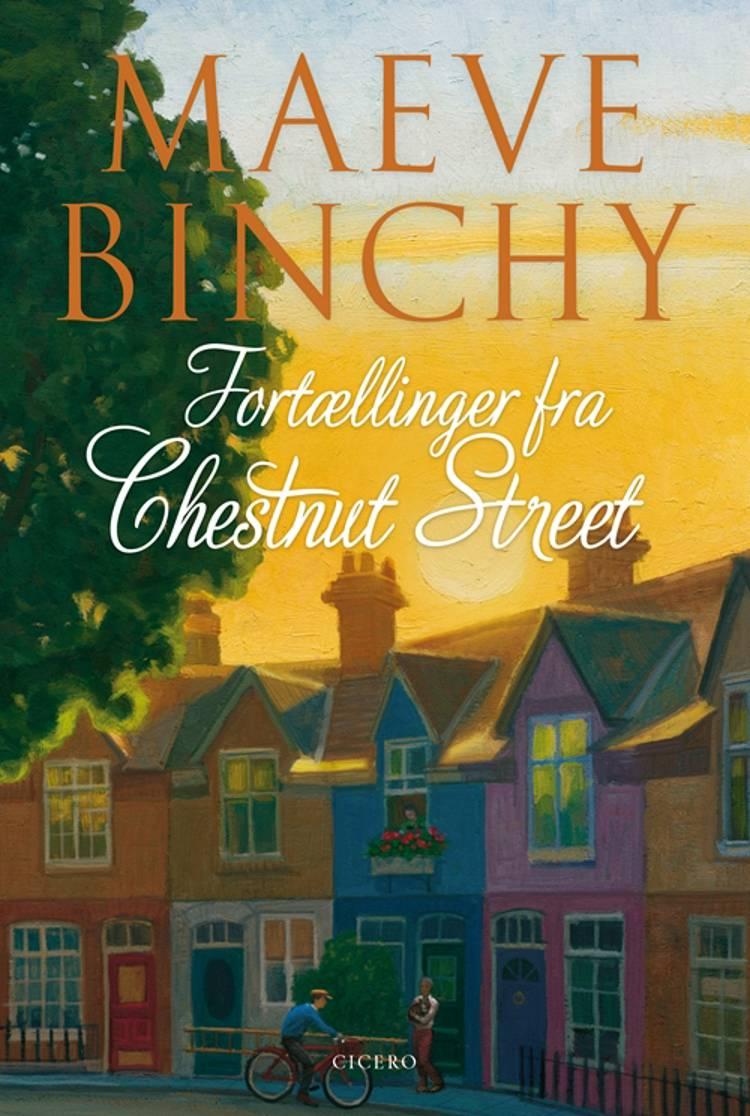 Fortællinger fra Chestnut Street af Maeve Binchy