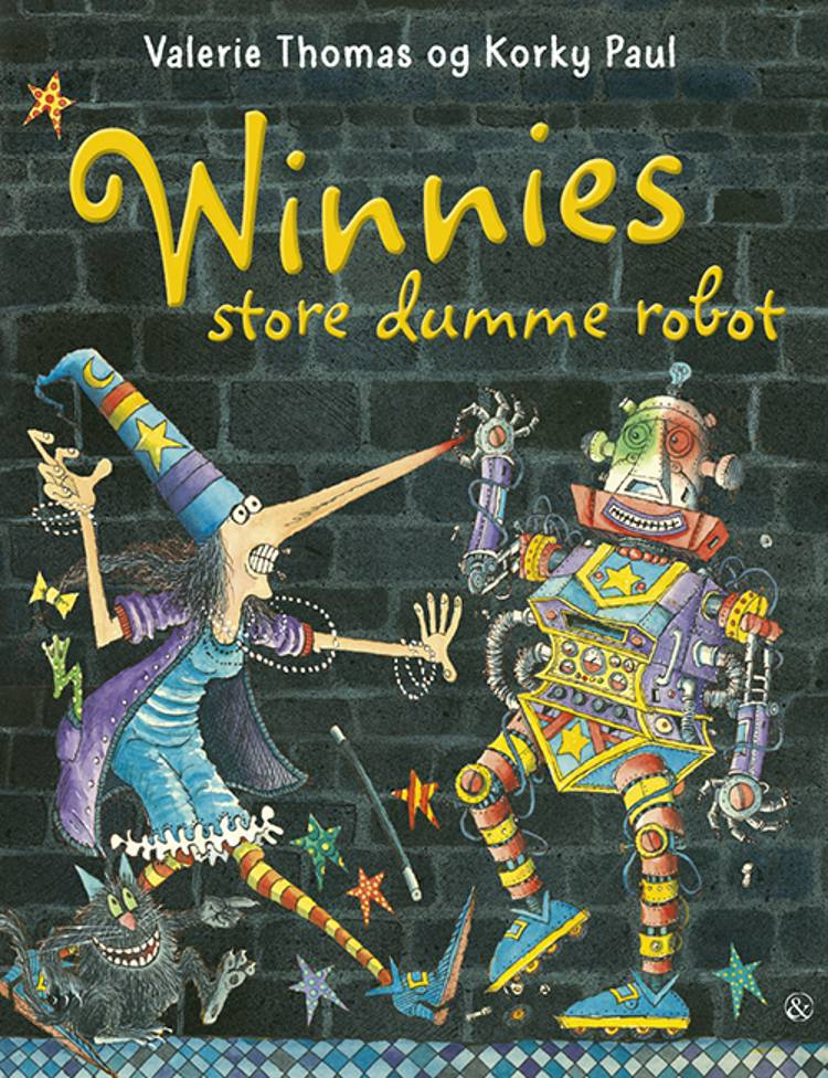 Winnies store dumme robot af Valerie Thomas