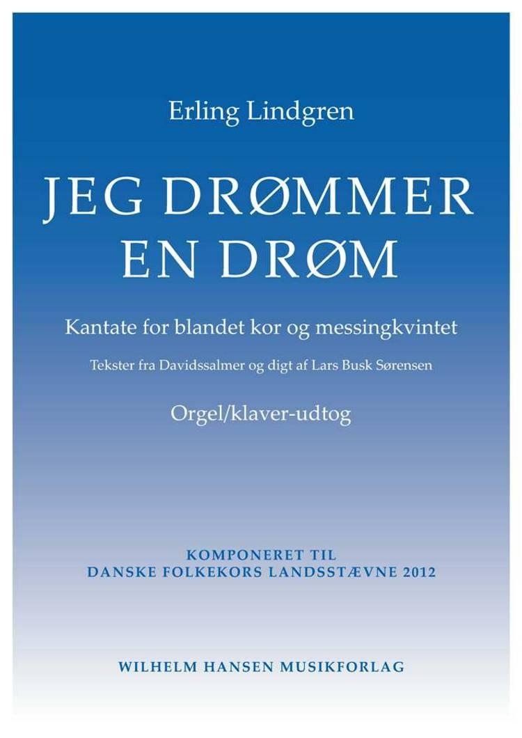 Jeg drømmer en drøm af Erling Lindgren