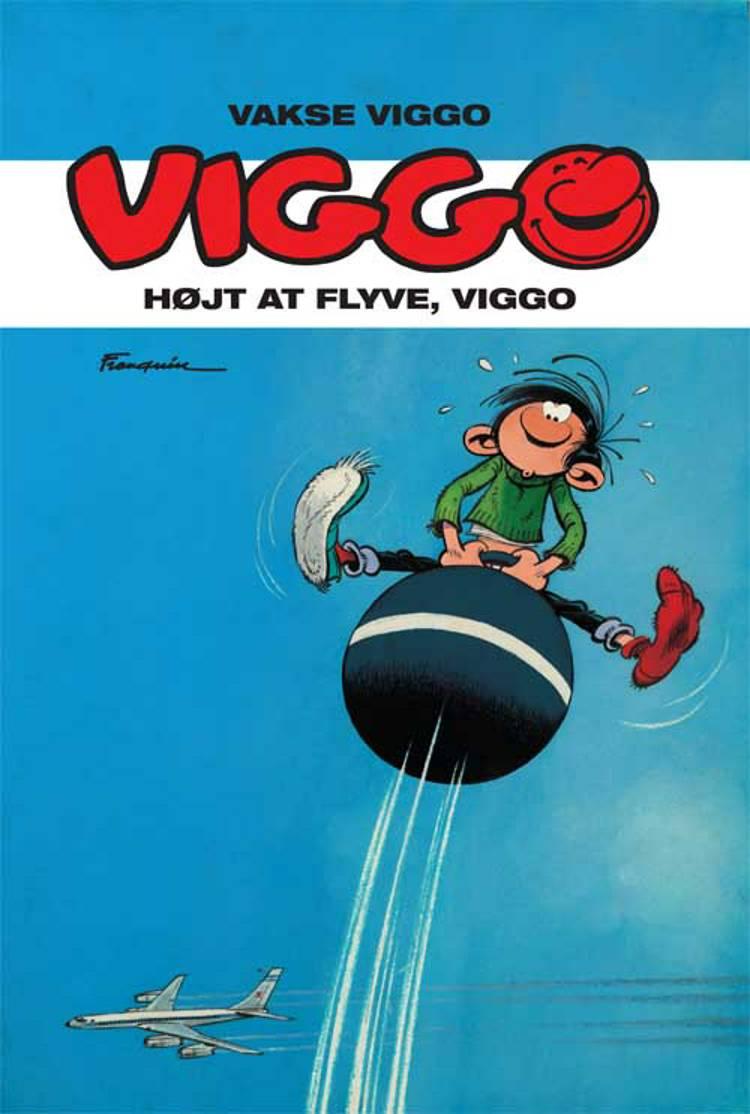 Højt at flyve, Viggo af André Franquin