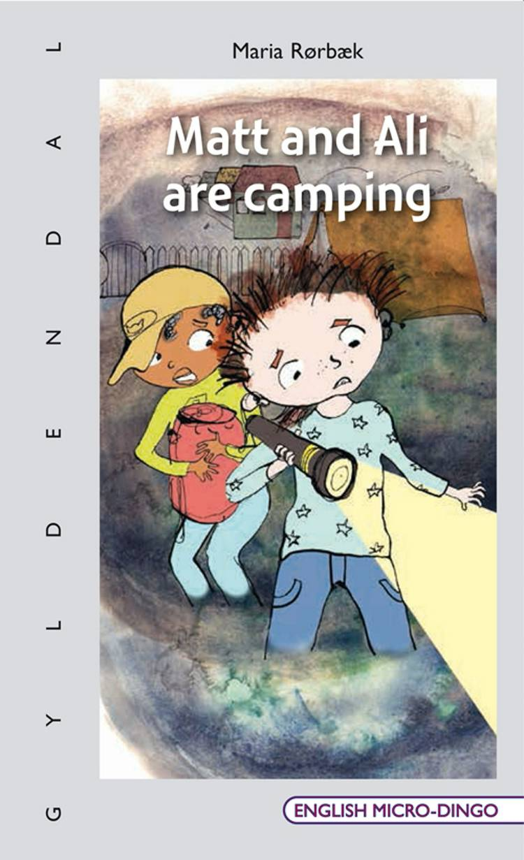 Matt and Ali are camping af Maria Rørbæk