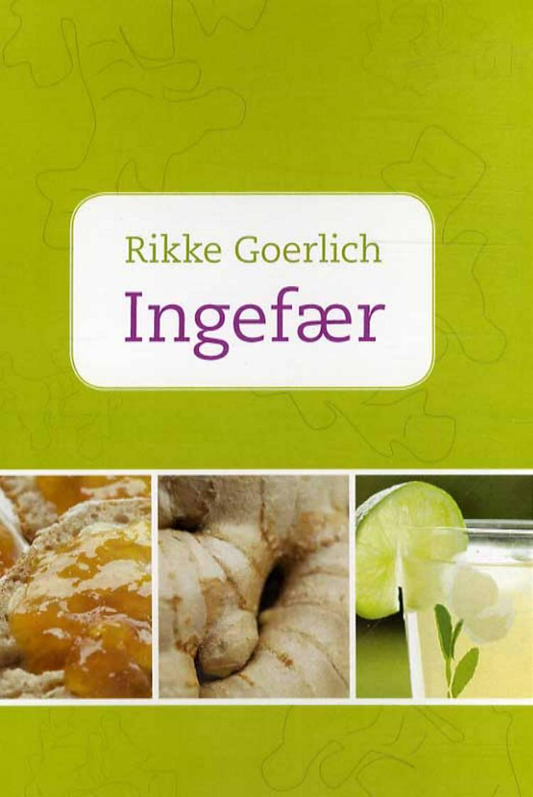 Ingefær af Rikke Goerlich