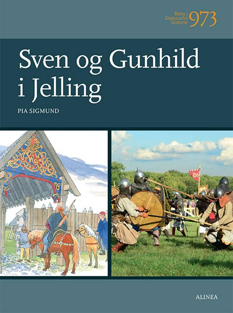 Sven og Gunhild i Jelling af Pia Sigmund