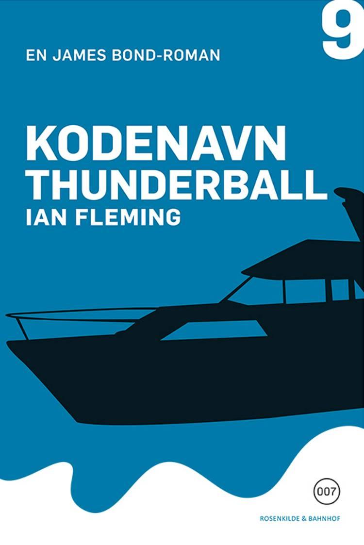 Kodenavn Thunderball af Ian Fleming