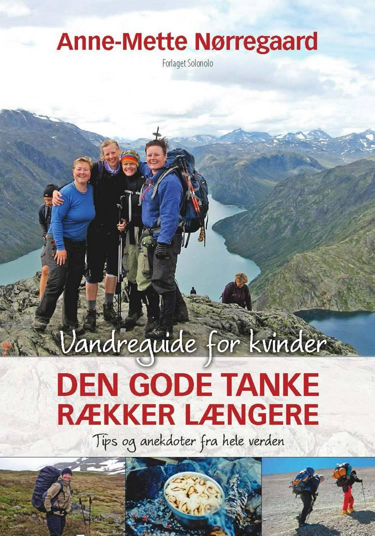 Den gode tanke rækker længere af Anne-Mette Nørregaard