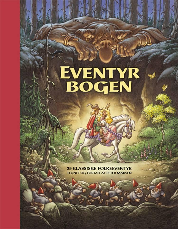 Eventyrbogen af Peter Madsen