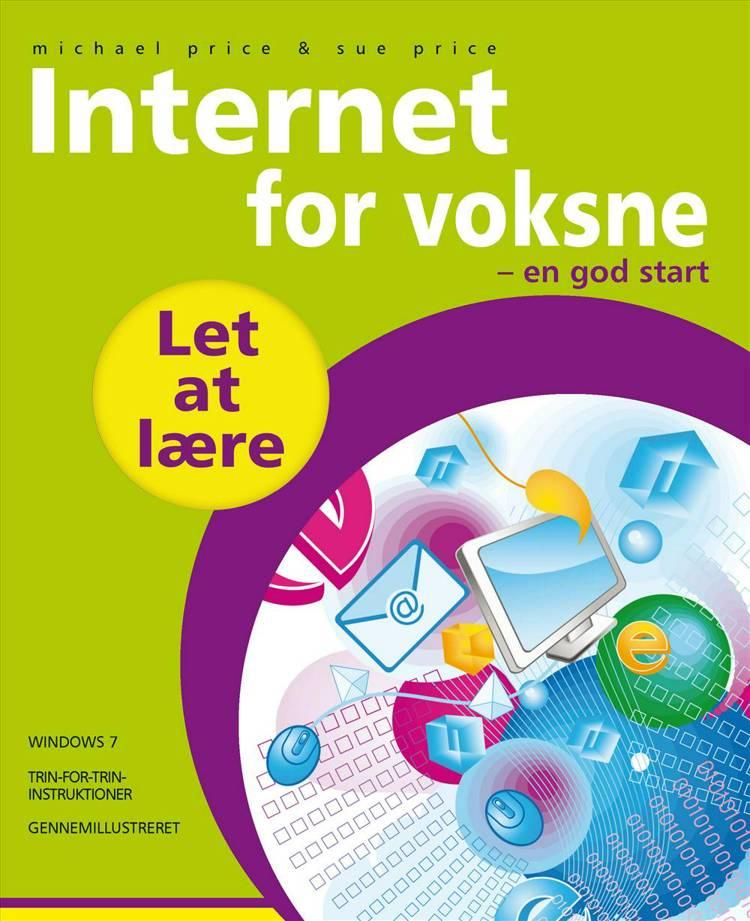 Internet for voksne af Sue Price og Michael Price