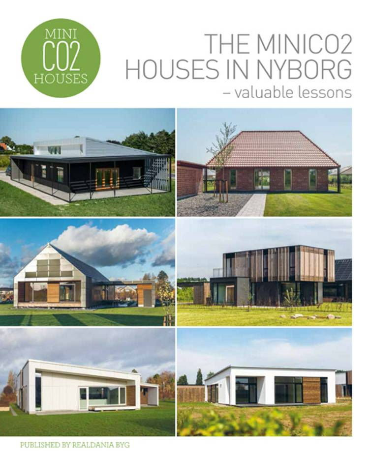 The MiniCO2 houses in Nyborg - valuable lessons af Birgitte Kleis