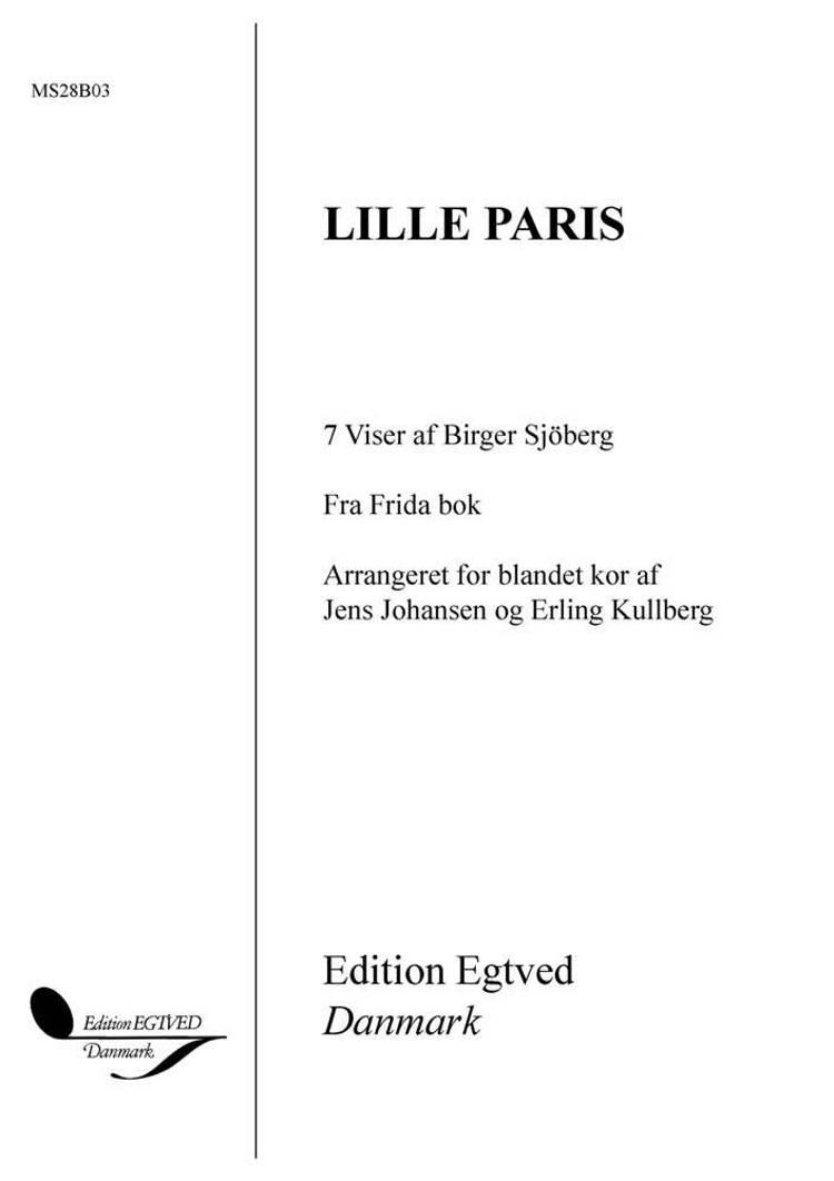 Lille Paris af Jens Johansen, Erling Kullberg og Birger Sjögren