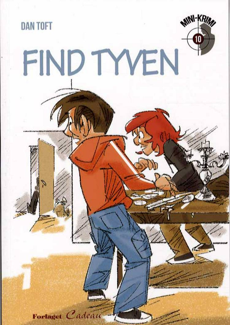 Find tyven af Dan Toft