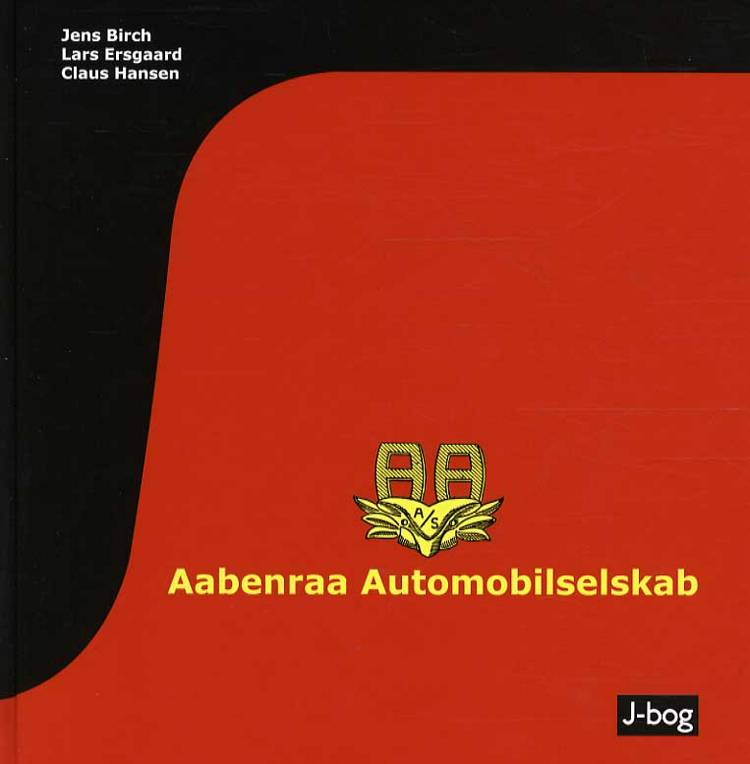Aabenraa Automobilselskab af Claus Hansen, Jens Birch og Lars Ersgaard