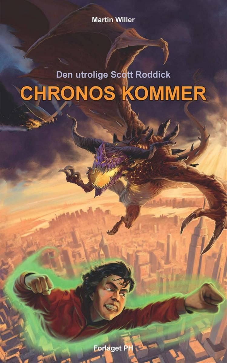 Chronos kommer af Martin Willer