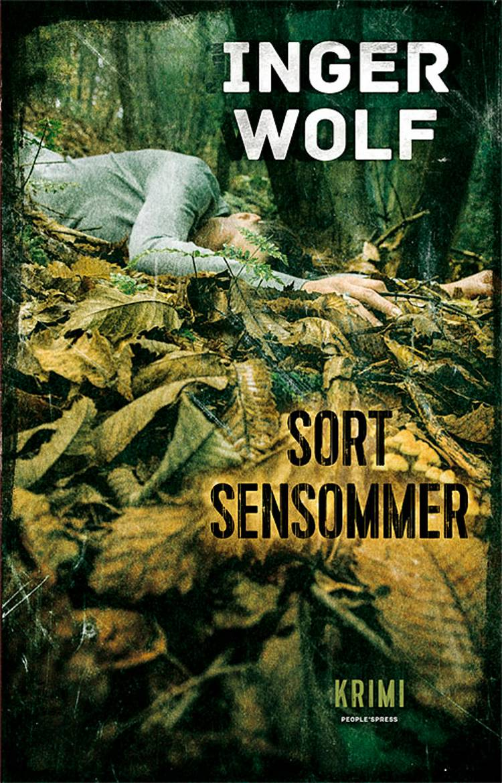 Sort sensommer af Inger Wolf