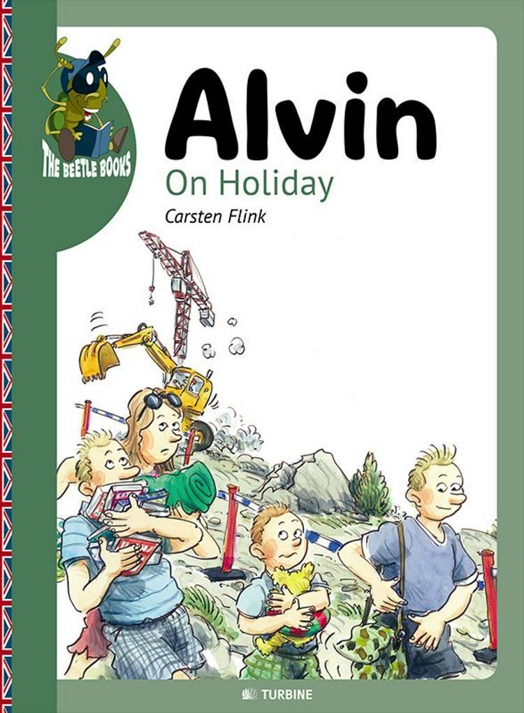Alvin on holiday af Carsten Flink