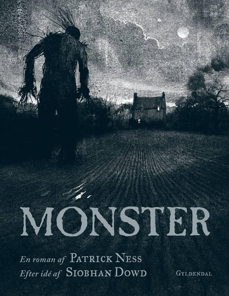 Monster af Patrick Ness