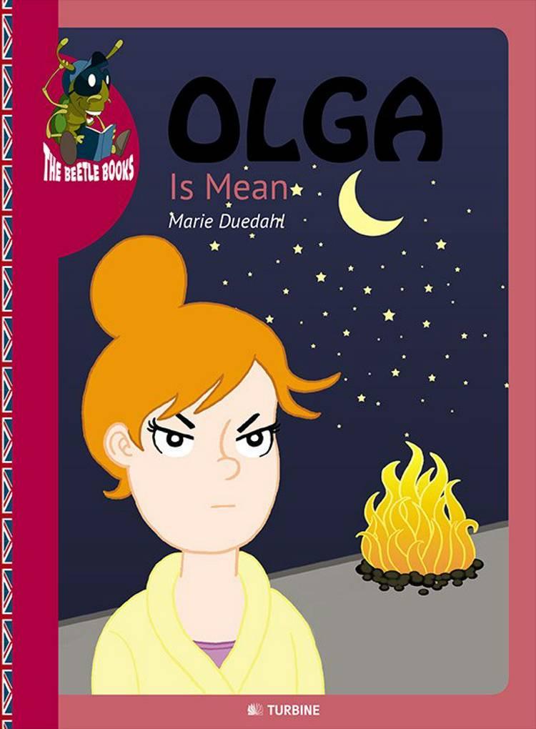 Olga is mean af Marie Duedahl