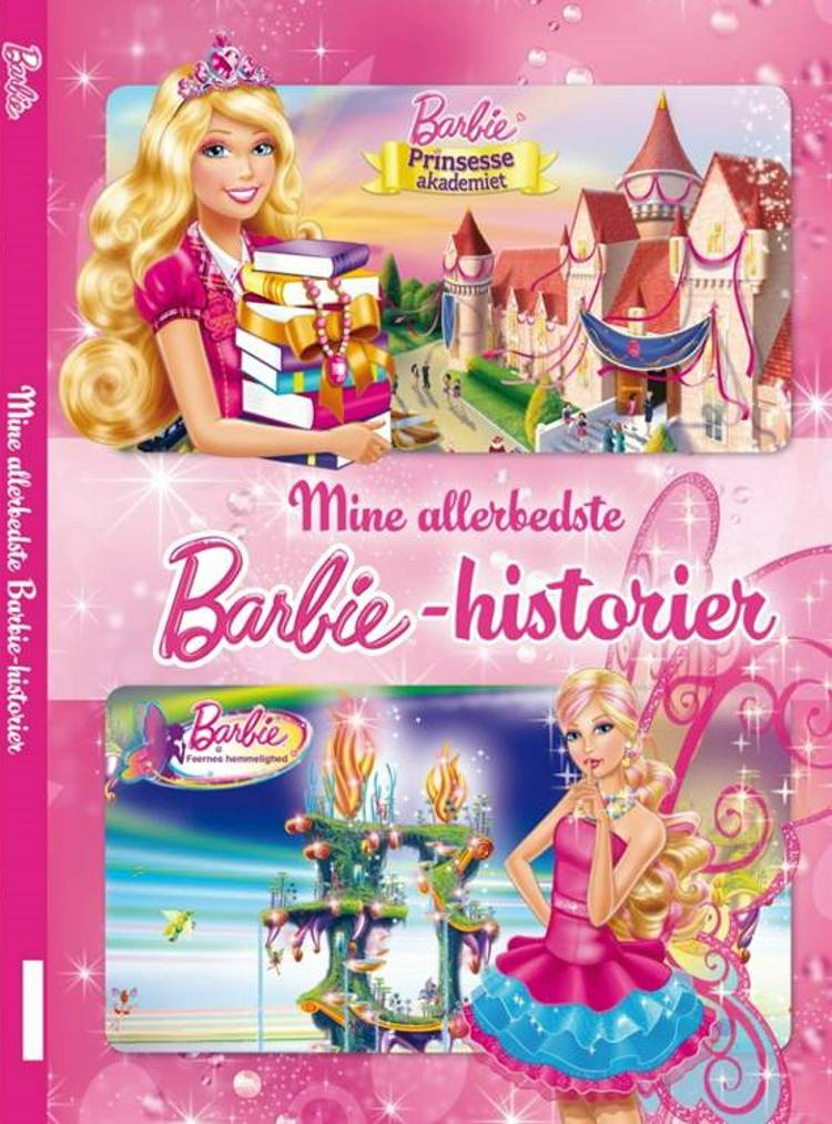 Mine allerbedste Barbie-historier