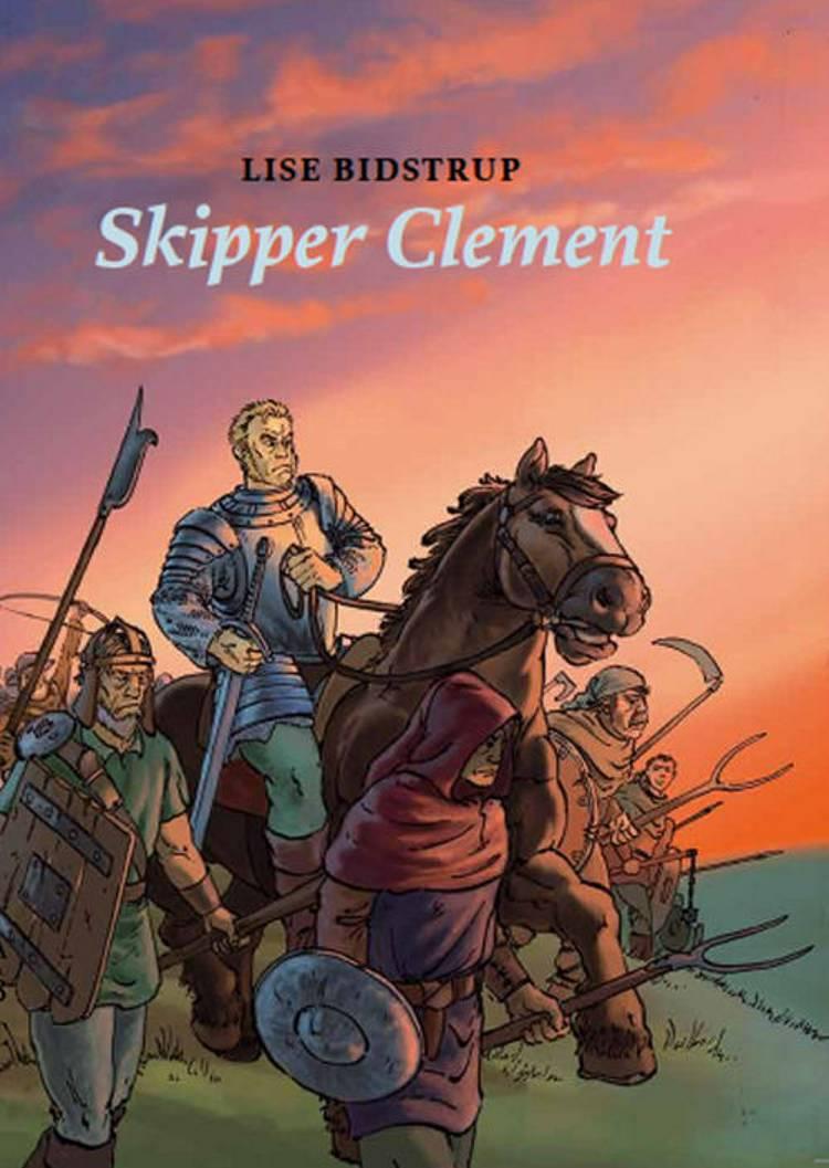 Skipper Clement af Lise Bidstrup