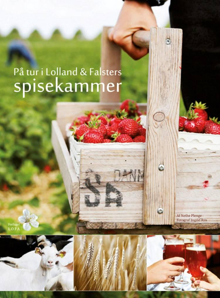 På tur i Lolland & Falsters spisekammer af Nethe Plenge og Ingrid Riis