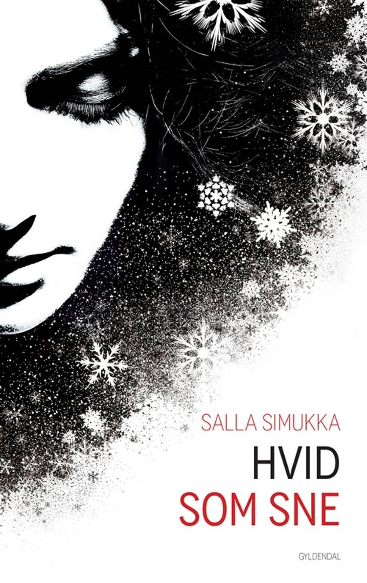 Hvid som sne af Salla Simukka
