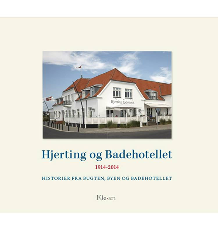 Hjerting og badehotellet af Mette Guldberg, Lasse Fast Jensen og Lulu Hansen og Peter Petersen