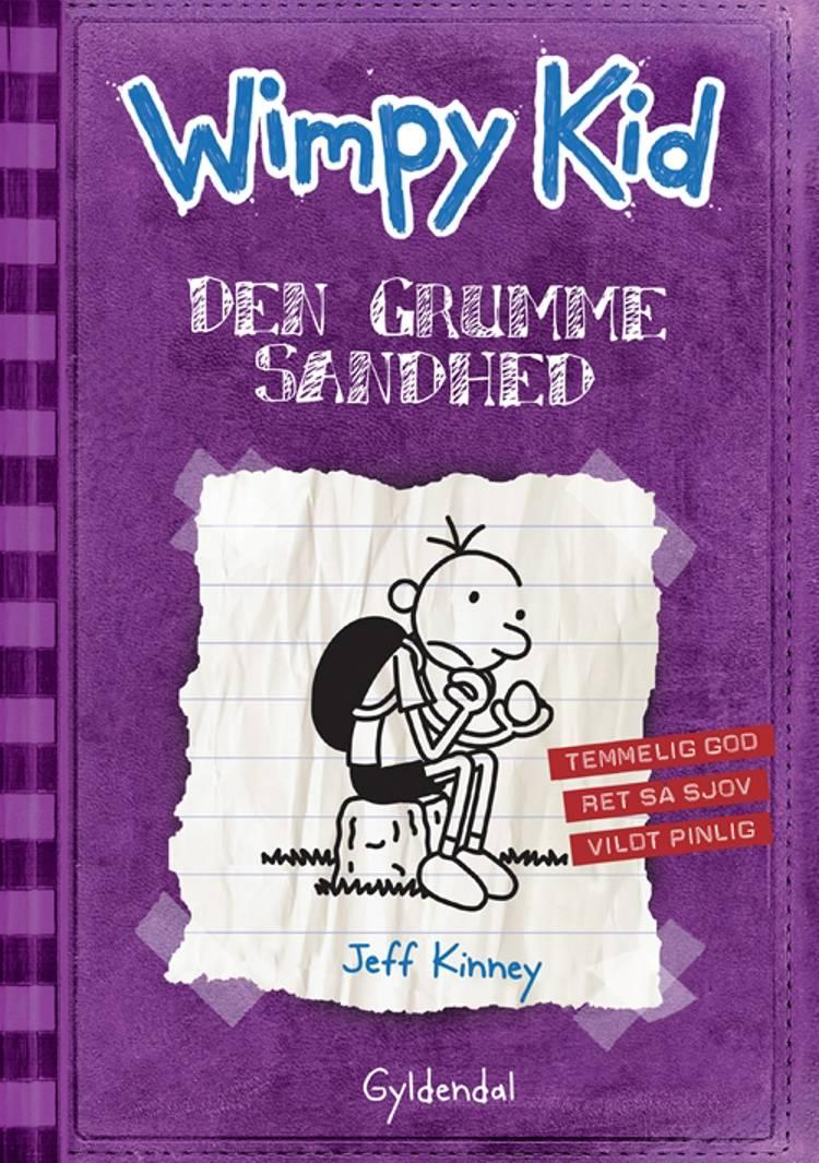 Den grumme sandhed af Jeff Kinney
