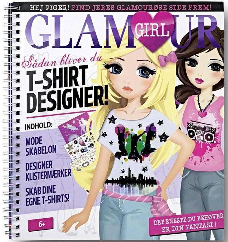 Glamour Girl - T-Shirt designer