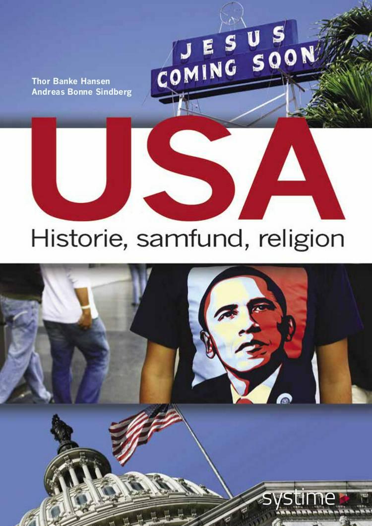 USA af Thor Banke Hansen og Andreas Bonne Sindberg