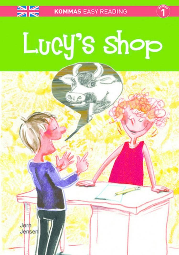 Lucy's shop af Jørn Jensen
