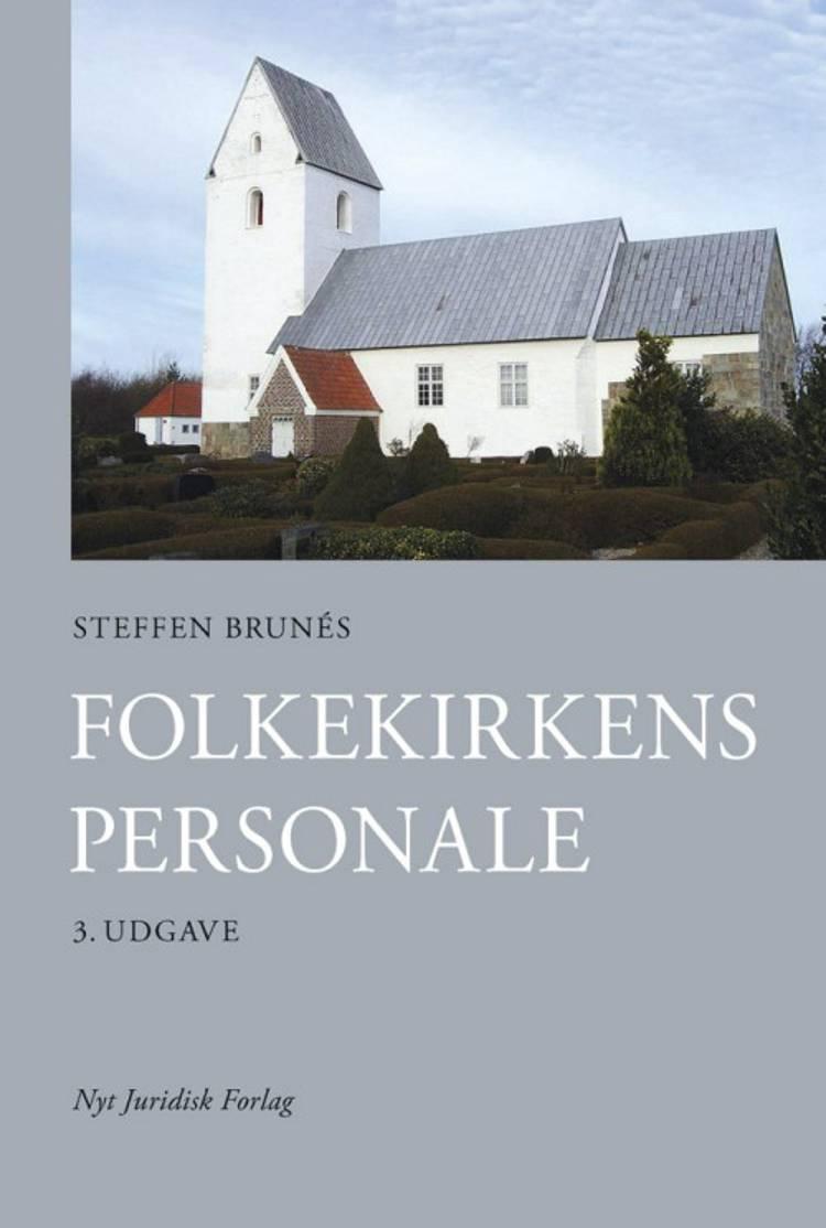 Folkekirkens personale af Steffen Brunés