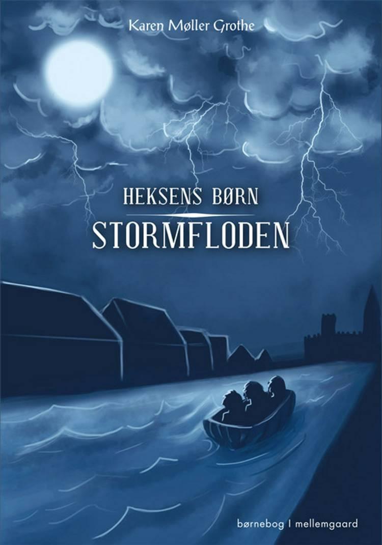 Stormfloden af Karen Møller Grothe