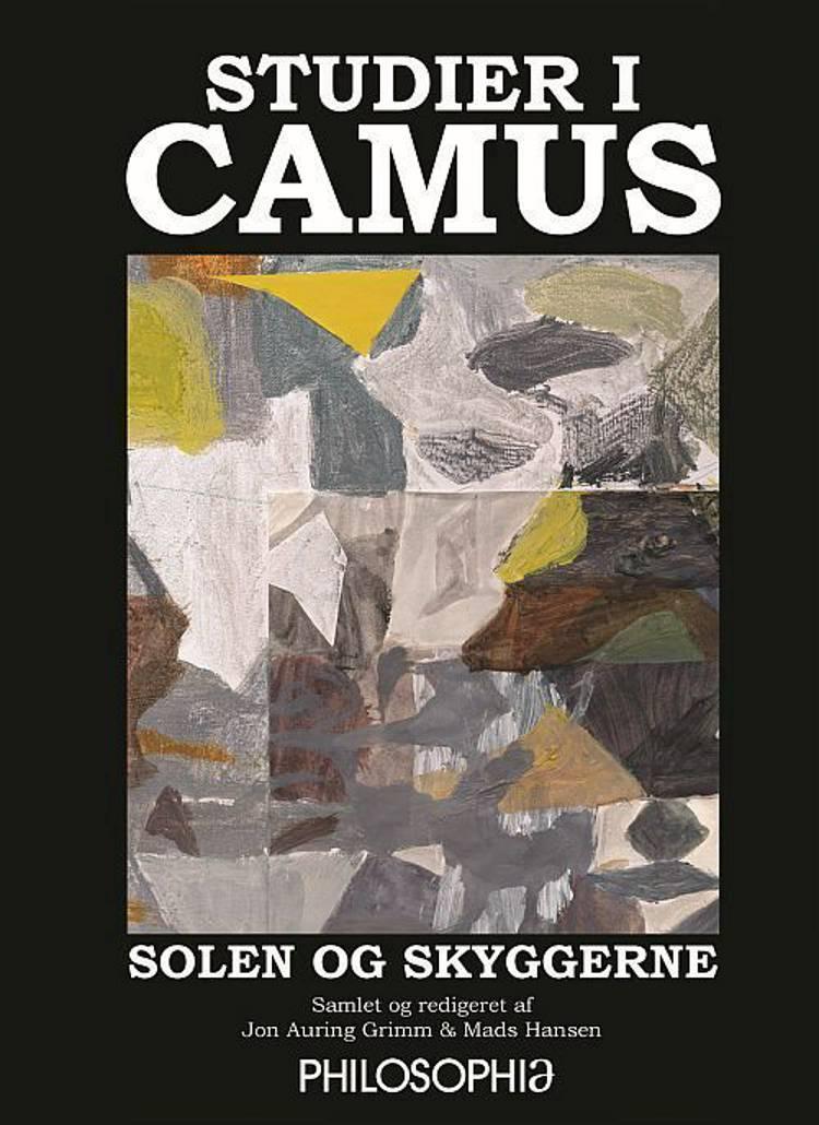 Studier i Camus af Hans Peter Lund, Richard Raskin og Jon Auring Grimm m.fl.