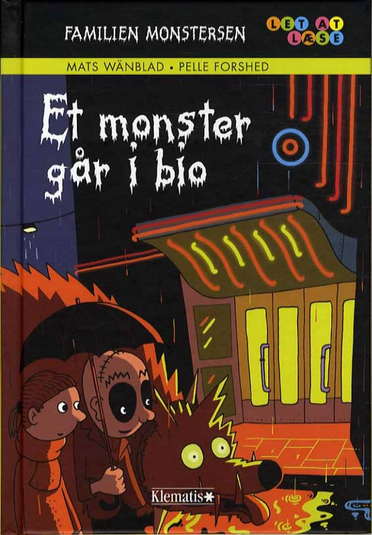 Et monster går i bio af Mats Wänblad