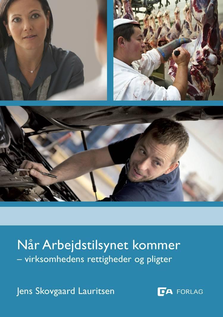 Når arbejdstilsynet kommer af Jens Skovgaard Lauritsen